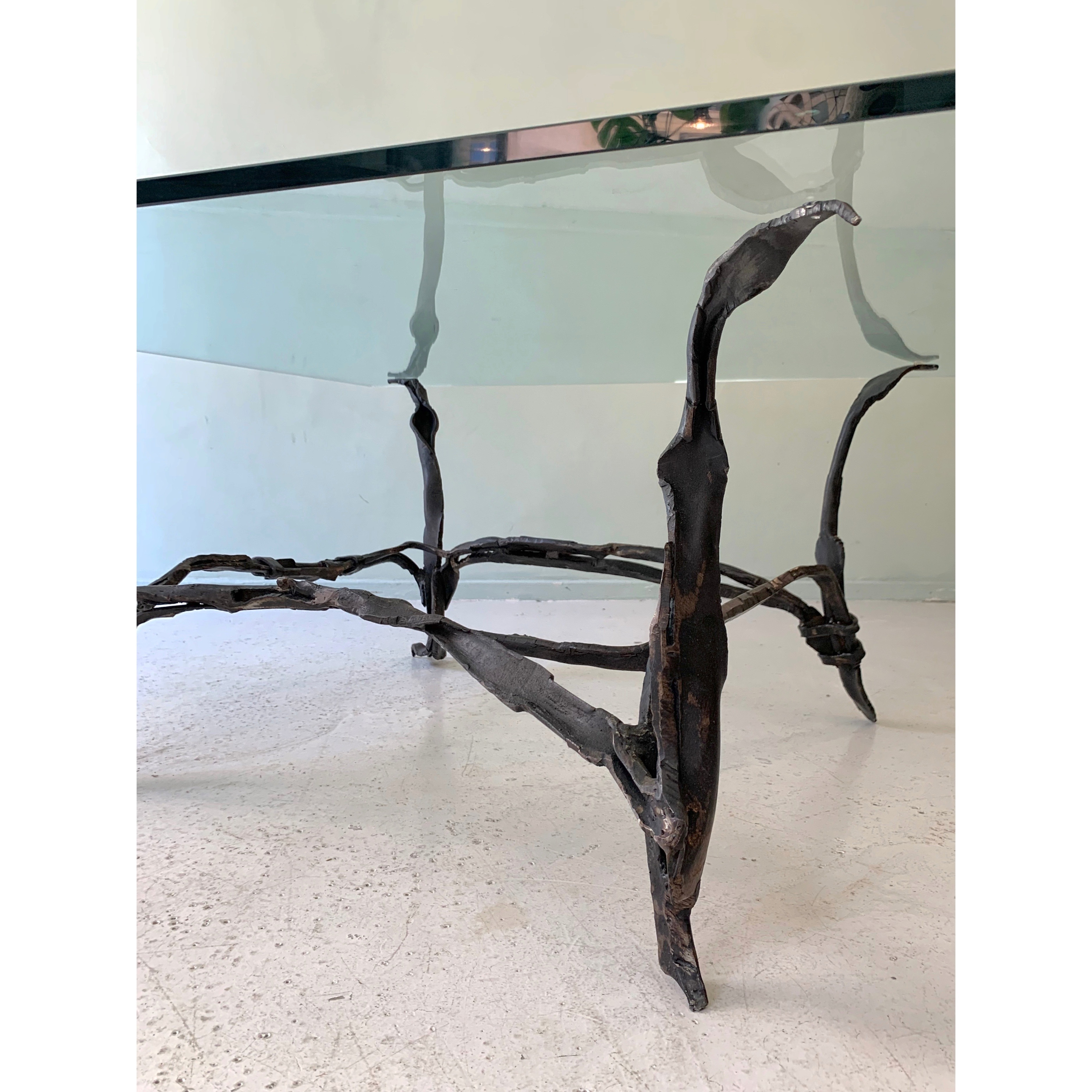 thevenin-wrought-iron-table--sculpture-1970s-furniture-artwork-decorative-art-home-interior-design-french